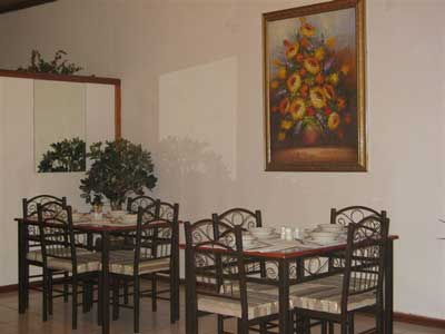 Dining Room | Casa Calida Guest House | Upington Accommodation